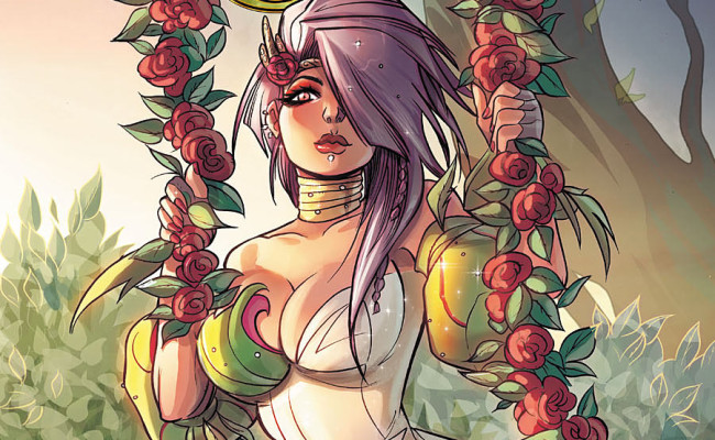 Damsels in Excess #4 Review