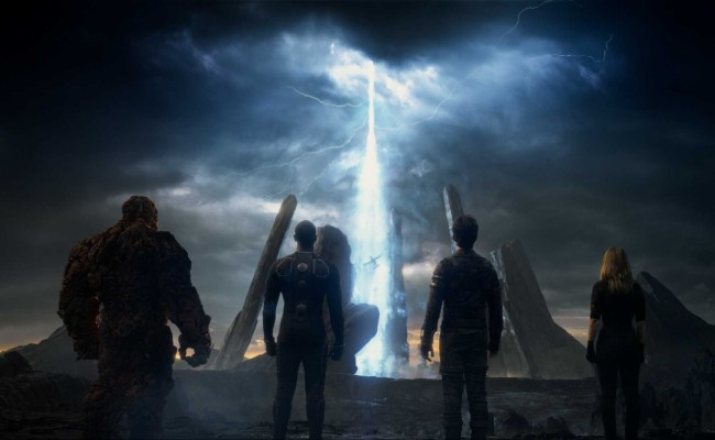 Two New Super-Serious FANTASTIC FOUR Trailers Hit