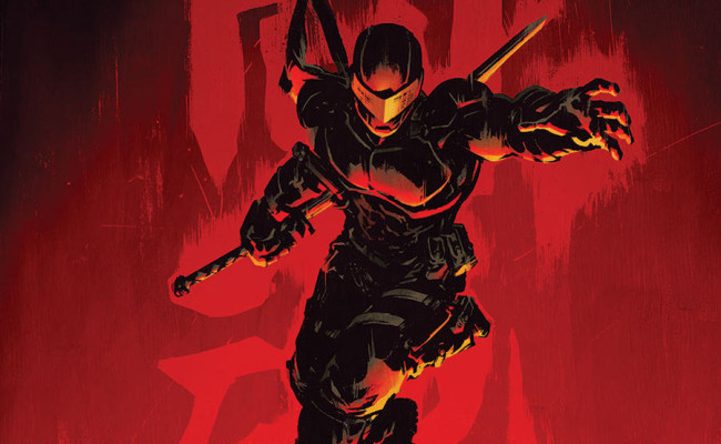 G.I JOE: SNAKE EYES: AGENT OF COBRA #1 Review