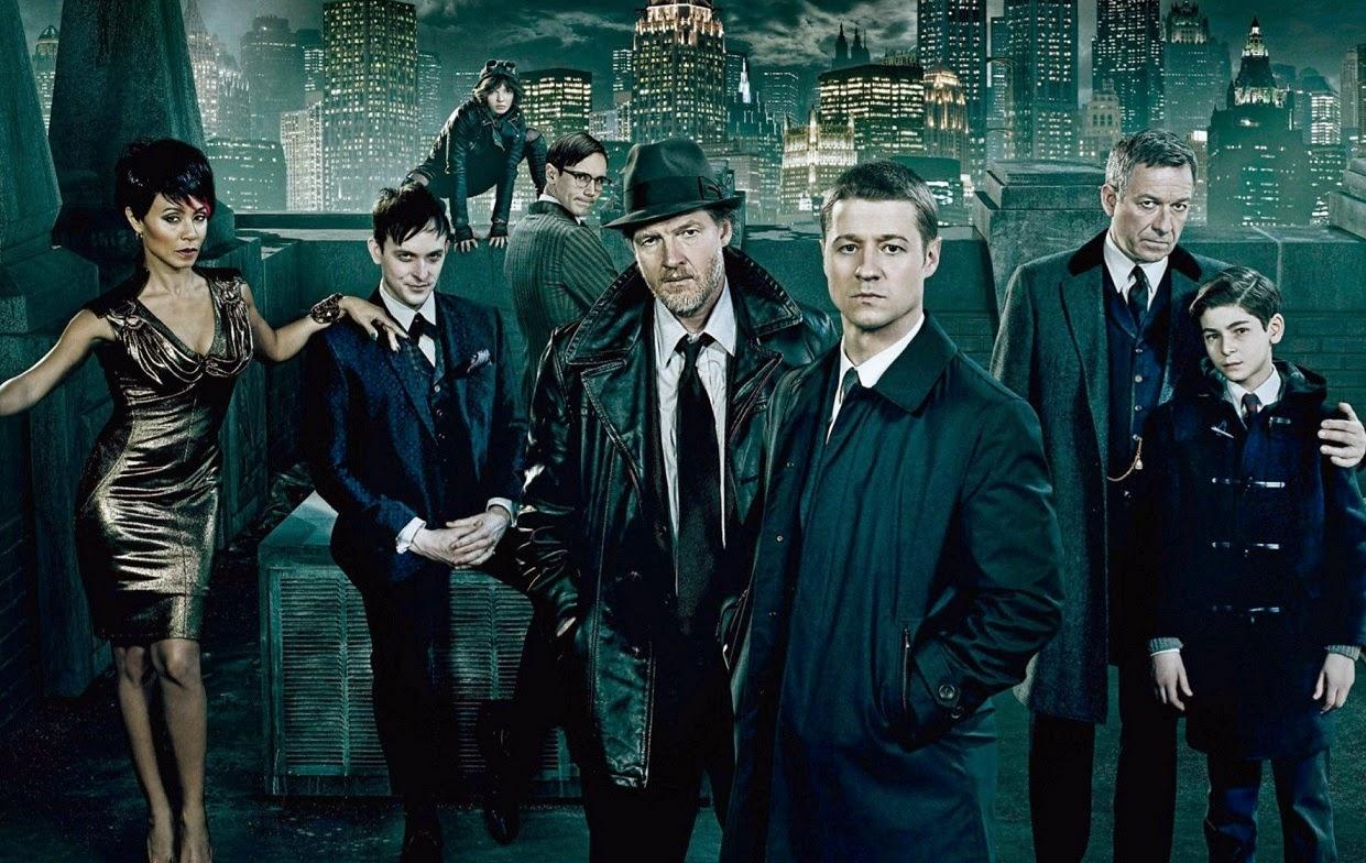 Gotham tv Show Wallpaper Gotham