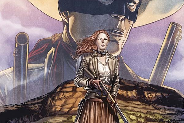 The Lone Ranger: Vindicated #3 Review