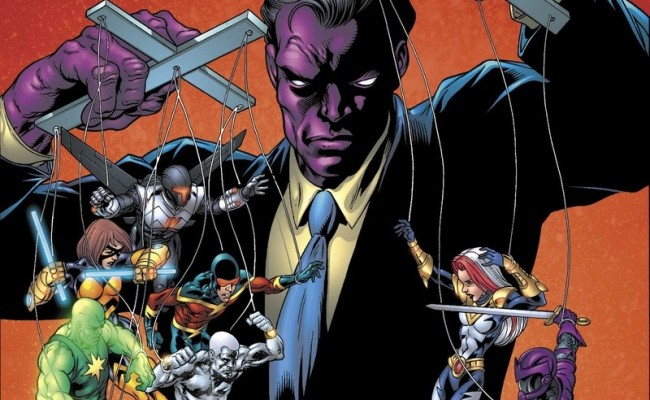 DAVID TENNANT Cast as PURPLE MAN in MARVEL's A.K.A. JESSICA JONES