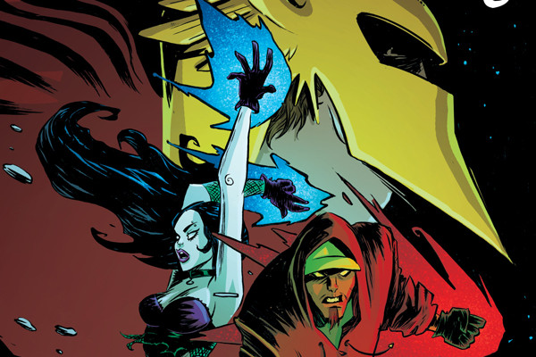 Rise of the Magi #5 Review
