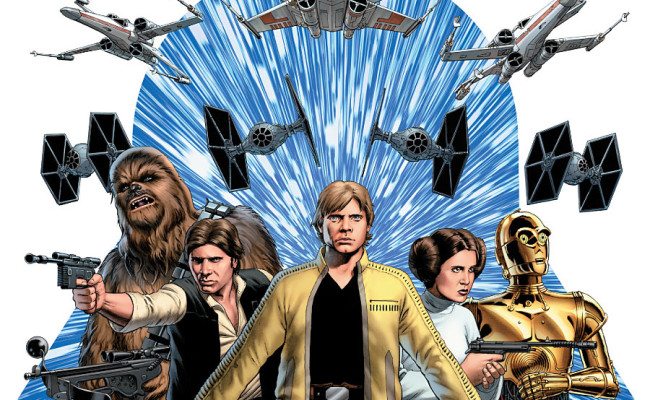 STAR WARS #1 Review