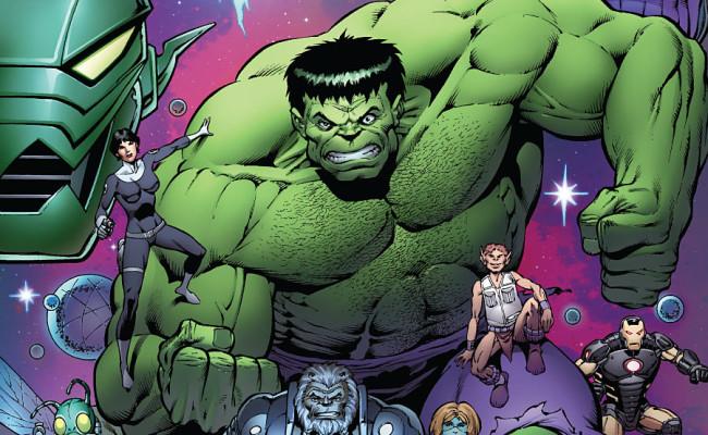 Thanos vs. Hulk #2 Review