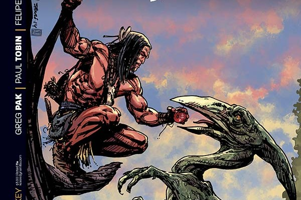 Turok: Dinosaur Hunter #11 Review