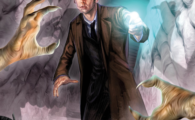 Doctor Who: The Tenth Doctor #7 Review