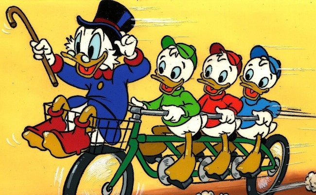 Holy Quack — DUCKTALES is Coming Back!!