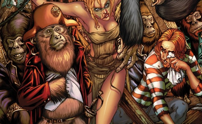 Grimm Fairy Tales presents Jungle Book: Fall of the Wild #3 Review