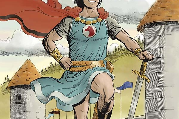 KING: PRINCE VALIANT #1 Review