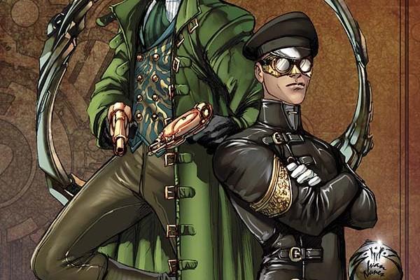 LEGENDERRY: GREEN HORNET #1 Review