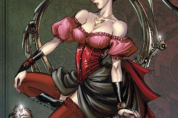 LEGENDERRY: VAMPIRELLA #1 Review
