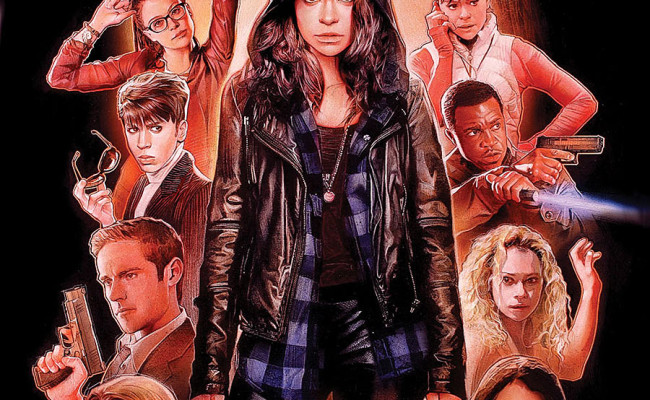 ORPHAN BLACK #1 Review