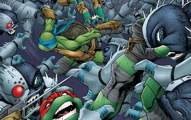 Teenage Mutant Ninja Turtles #43 Review