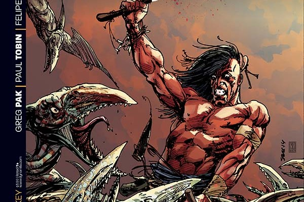 Turok: Dinosaur Hunter #12 Review