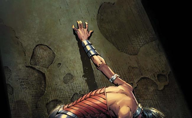 Wonder Woman #39 Review
