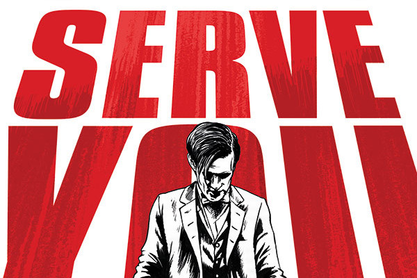 Doctor Who: The Eleventh Doctor #9 Review