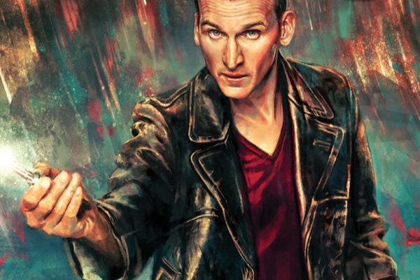 ADVANCE REVIEW! Doctor Who: The Ninth Doctor #1