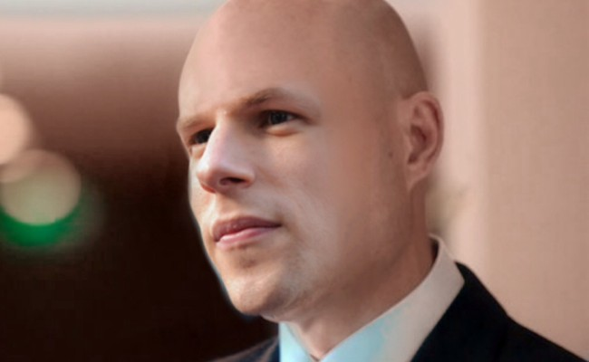 LEX LUTHOR Revealed!