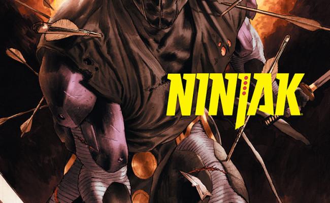 NINJAK #1 Review
