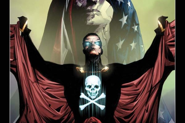 PROJECT SUPERPOWERS: BLACKCROSS #1 Review