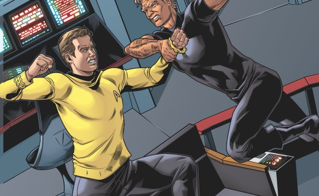 Star Trek/Planet of the Apes: The Primate Directive #3 Review