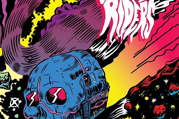 ADVANCE REVIEW! Space Riders #1