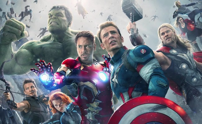 AGE OF ULTRON Trailer 3 — And YES, it is AWESOME!