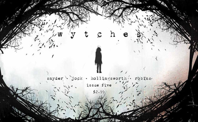 Wytches #5 Review