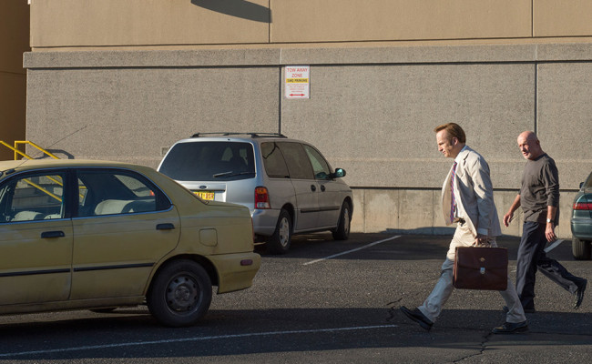 """BETTER CALL SAUL """"Five-O"""" Review"""
