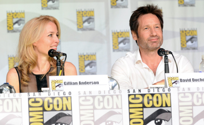 THE X-FILES will be RETURNING to TV!