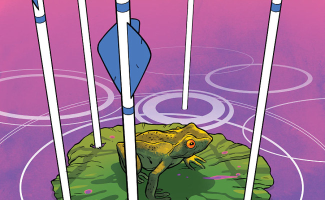 All-New Hawkeye #2 Review