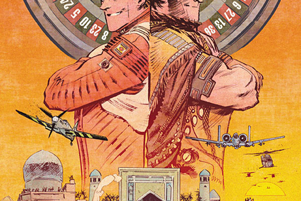 Chrononauts #2 Review
