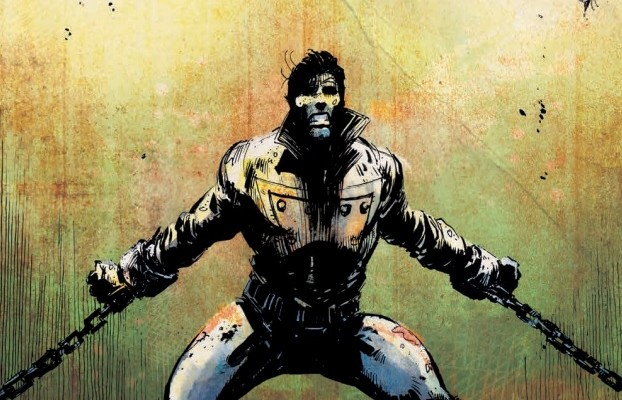 ADVANCE REVIEW! Five Ghosts #16