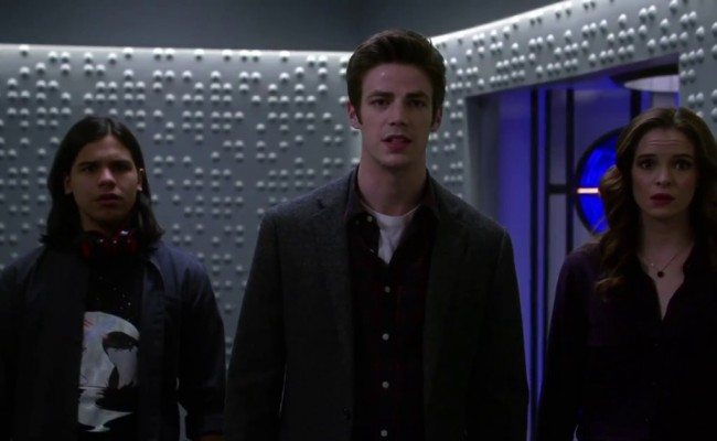 5 Things We Learned From 'THE FLASH – Time Vault' Clip