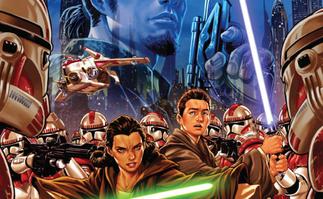 KANAN: THE LAST PADAWAN #1 Review