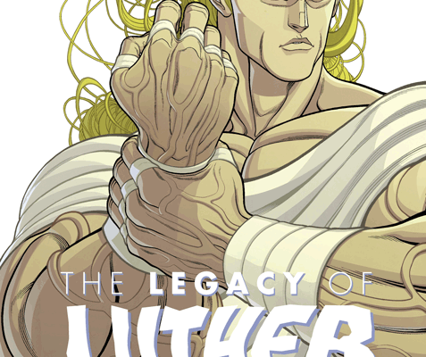 THE LEGACY OF LUTHER STRODE #1 Reveiw