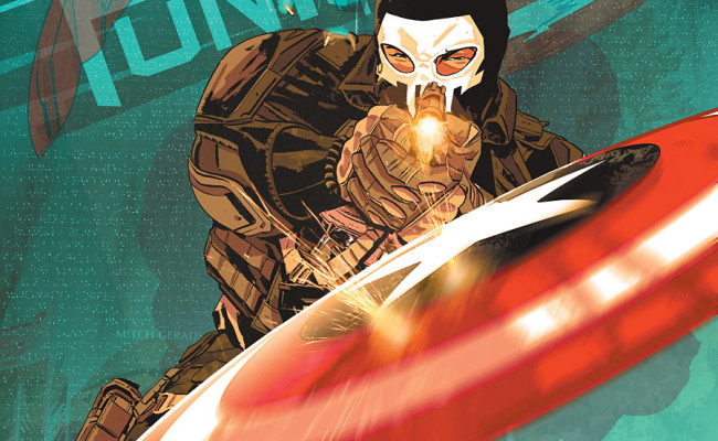The Punisher #17 Review