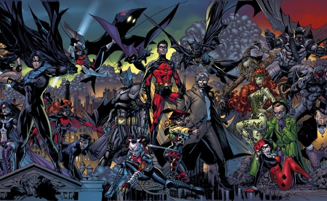 Instead of a DC Cinematic Universe, What about a Gotham one?