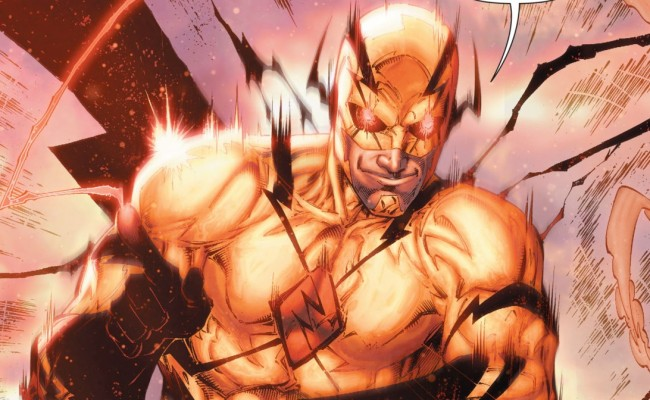 PROFESSOR ZOOM Returns on New Issue of THE FLASH