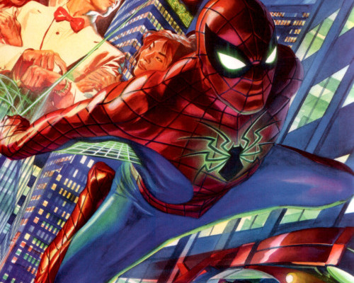 All-New, All-Different SPIDER-MAN Isn't Very New or Different
