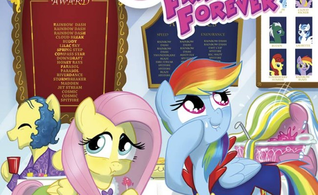 My Little Pony: Friends Forever #18 Review