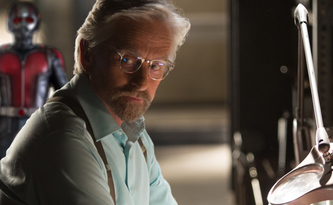 Hank Pym Was Supposed to Bite it in ANT-MAN