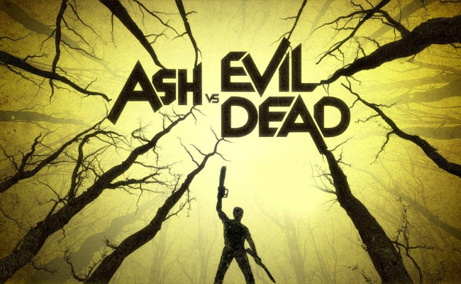 First Image Released from ASH VS EVIL DEAD