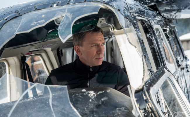 Bond is Back With a Bang in New SPECTRE Trailer!!