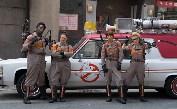 So… That Other GHOSTBUSTERS Movie ISN'T Happening?