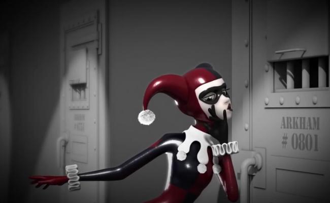 """Do You Wanna Kill the BATMAN?"" This Harley Quinn FROZEN Parody Rocks"