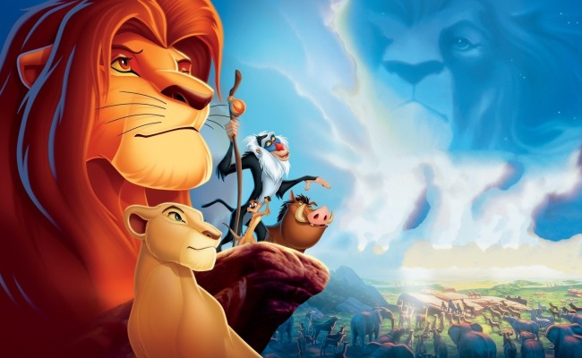 What Would THE LION KING Look Like Today?