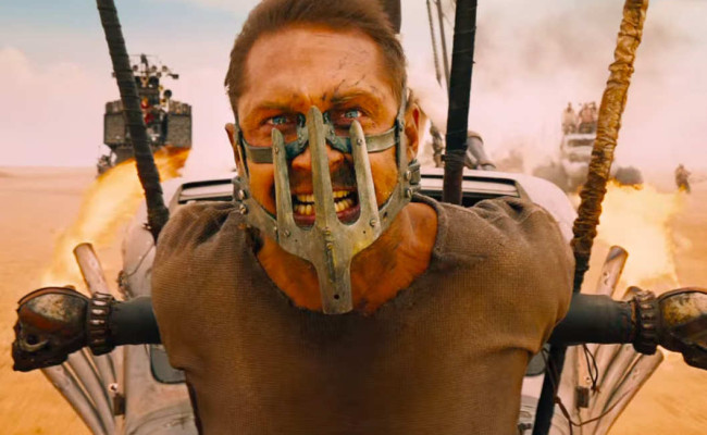 MAD MAX: FURY ROAD Gets the Ancient Egyptian Treatment