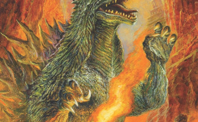 GODZILLA IN HELL #2 Review